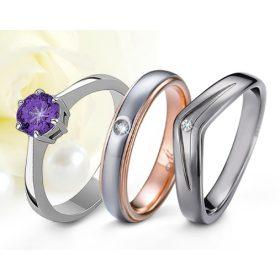 Legnépszerűbb eljegyzési gyűrűink